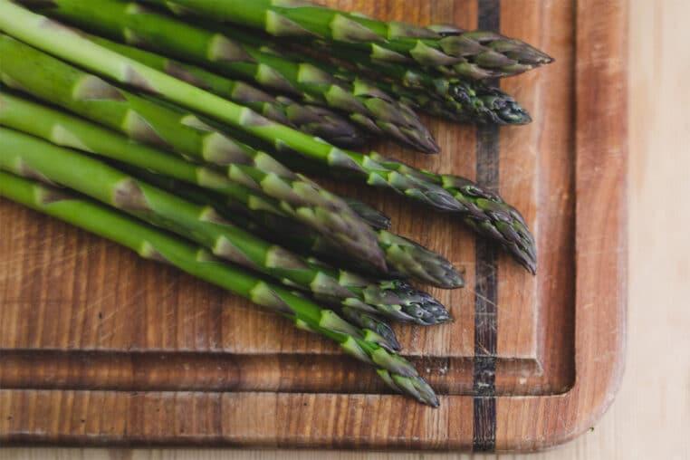asperges astuce recette
