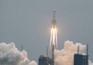 débris fusée chinoise chutent Terre