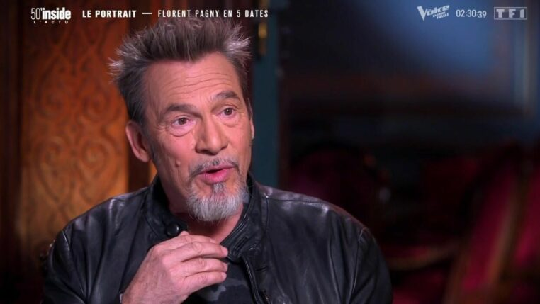 florent pagny fille ael