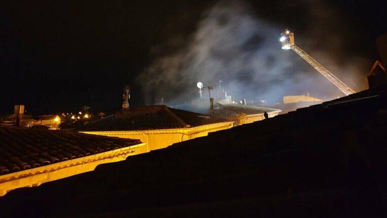 incendie bessan couple enfant deces