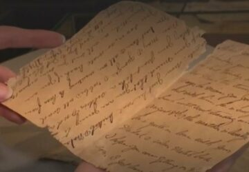 Un couple retrouve des lettres d'un soldat anglais datant de la Première Guerre mondiale