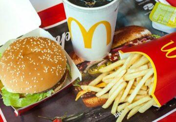 mcdonald's nutriscore