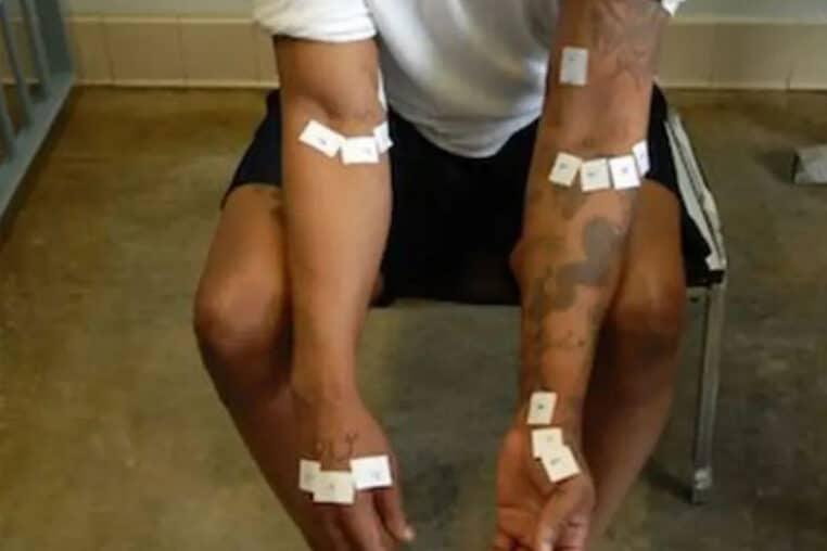ohio covid-19 prisonnier condamne a mort