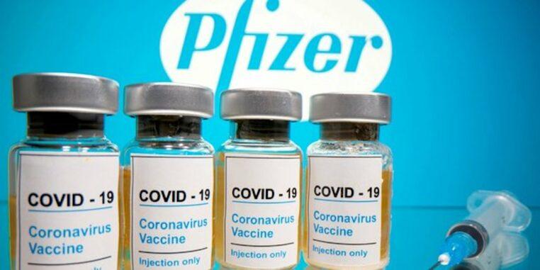 pfizer vaccination cas myocardite