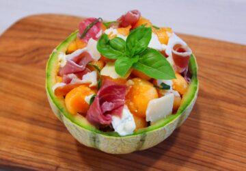 recette-salade-melon-italienne