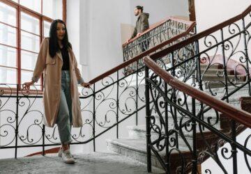 Santé, monter les escaliers