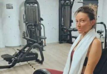 delphine wespieser sport instagram