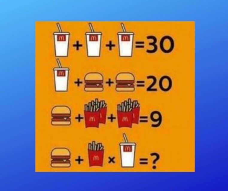 enigme McDo Big Mac