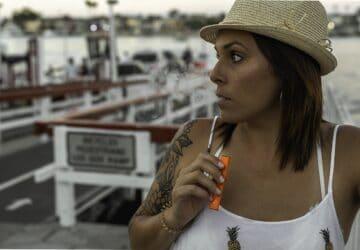 Vapotage : elle raconte sa terrible experience avec la cigarette électronique