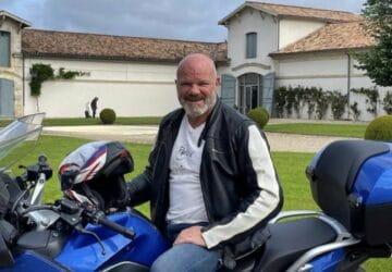 Philippe Etchebest victime d'un accident