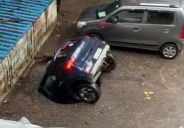 voiture-inde-gouffre-video