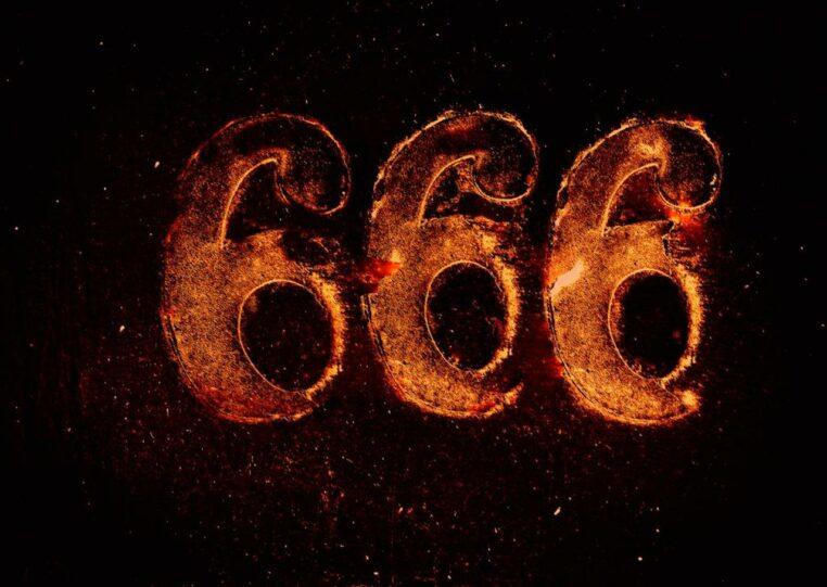 666 nombre singification