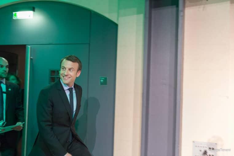 Emmanuel Macron économe Le budget de l'Élysée maîtrisé en 2020