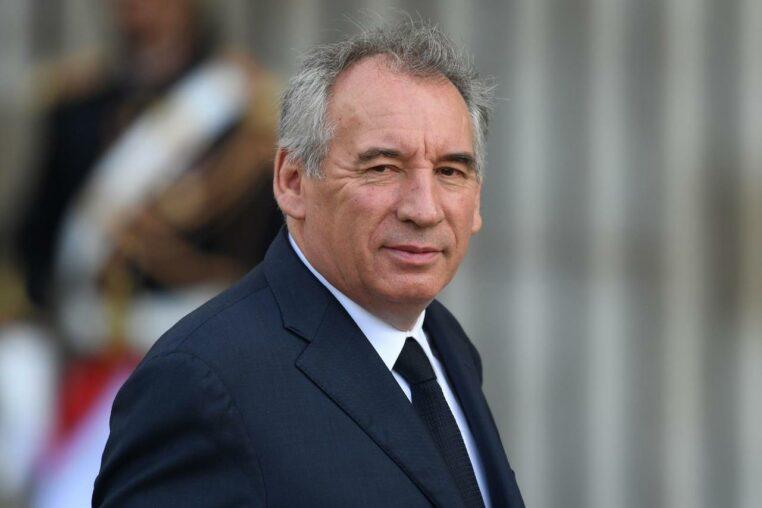 François Bayrou Bégaiement