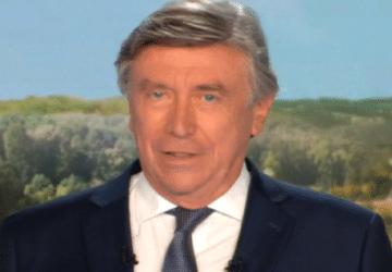 Jacques Legros : Pourquoi n'a-t-il pas pu retenir ses larmes lors du Journal de 13h