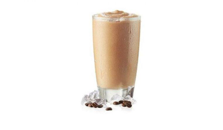 McDonald's : comment réduire les calories présentes dans le Café frappé ?