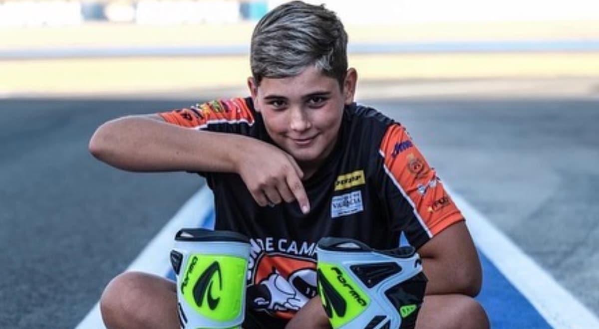 Drame : un jeune pilote de 14 ans perd la vie dans un accident en pleine course…