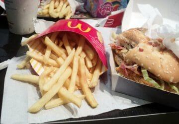 McDonald's Cette astuce que vous ne connaissiez certainement pas sur les frites !