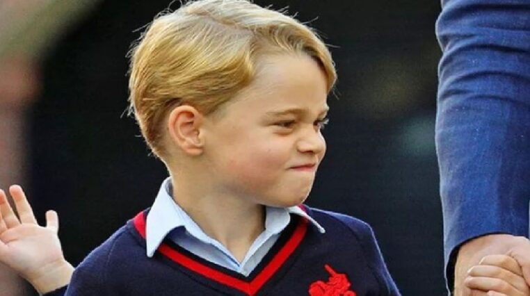 Choc : Le Prince George ne sera finalement jamais Roi d'Angleterre !