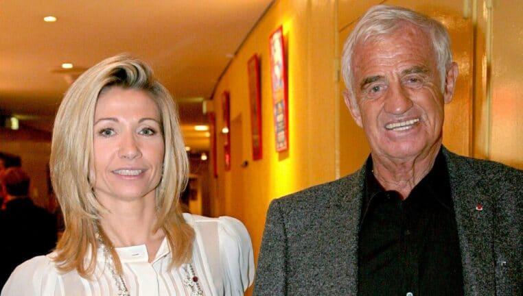 Jean Paul Belmondo et Natty