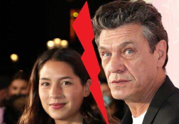Marc Lavoine et Line Papin : rien ne va plus, ils se séparent définitivement