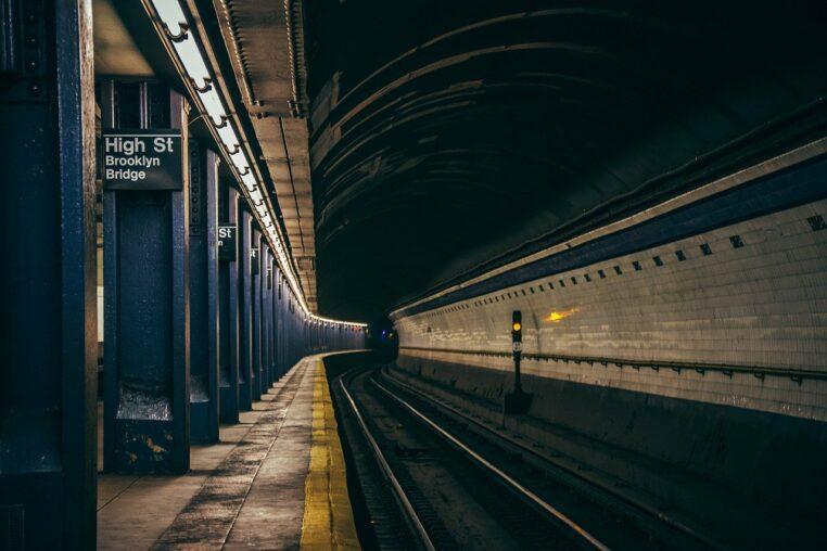 Une femme meurt dans le métro à cause de son chien