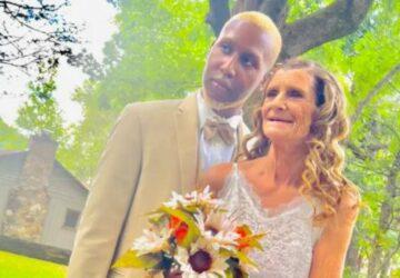 Un homme de 24 ans épouse une femme de 61 ans que les gens prennent pour sa grand-mère...