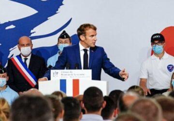 Emmanuel Macron dépense l'argent public