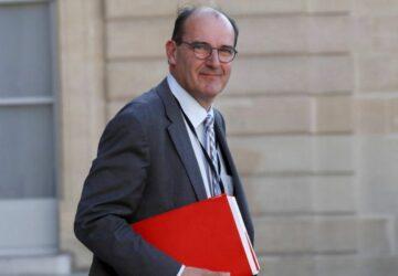 Jean Castex et son pass sanitaire publié sur internet