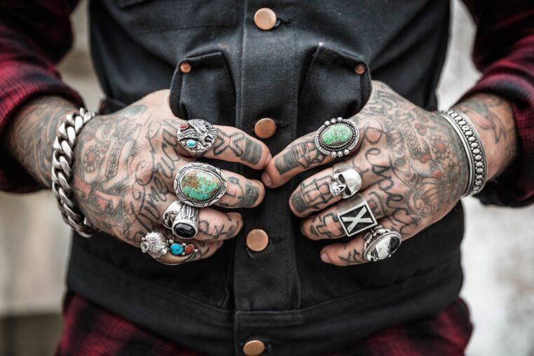 tatouages pigments