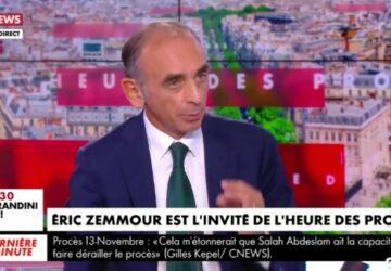 Eric Zemmour et Léa Salamé : Malaise ?