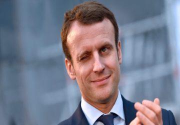 Emmanuel Macron en tête pour l'élection présidentielle 2022 !