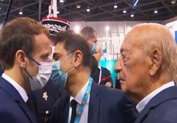 """""""Faut que je te vois…"""" : Cette gaffe de Jacques Séguéla sur la candidature a la Présidentielle d'Emmanuel Macron !"""