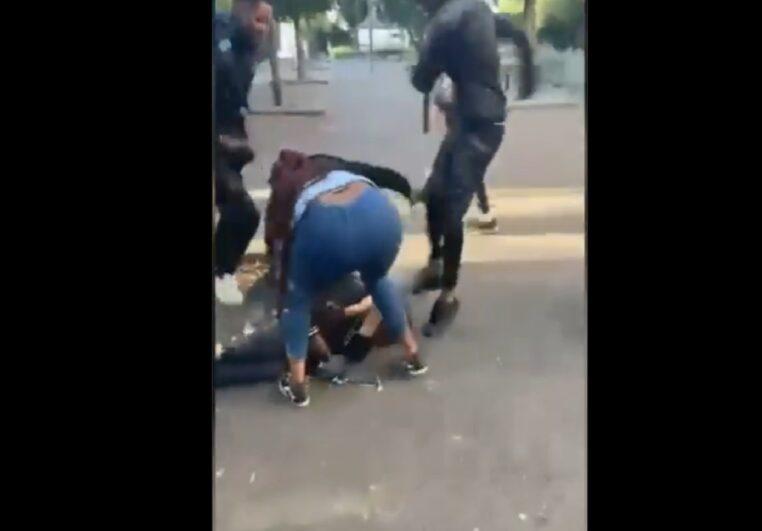 Montgeron : Une violente agression a lieu sur un jeune homme dont la vidéo circule sur les réseaux !