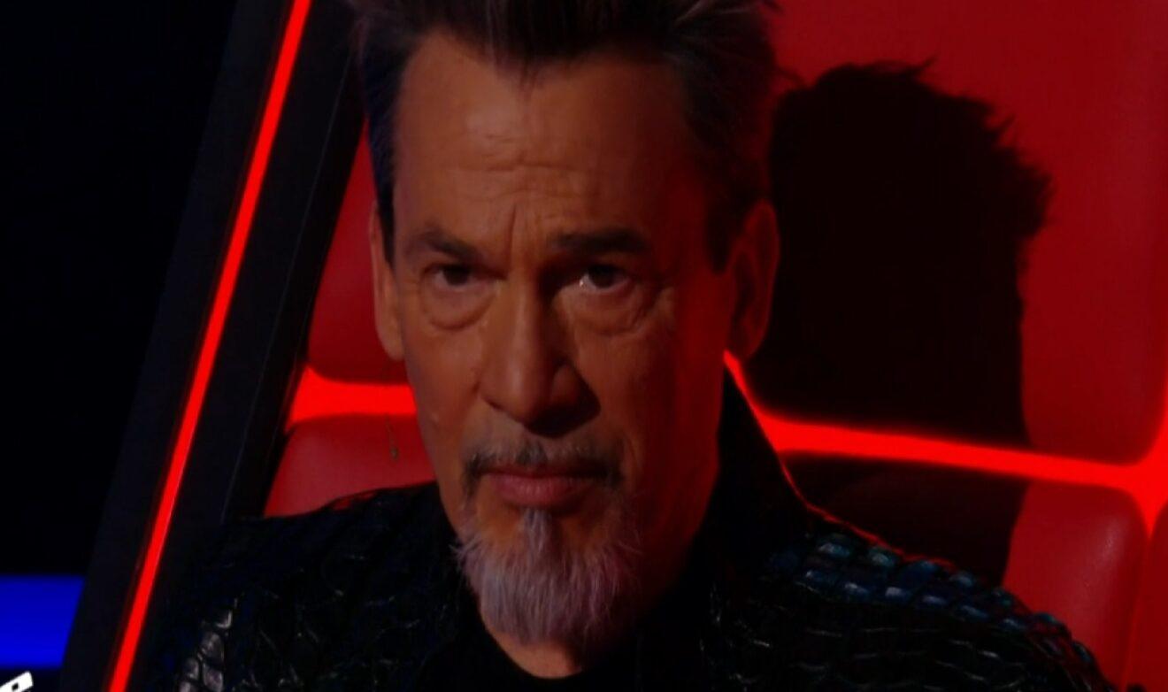 The Voice – All Stars : Florent Pagny se lâche sur Carla Bruni