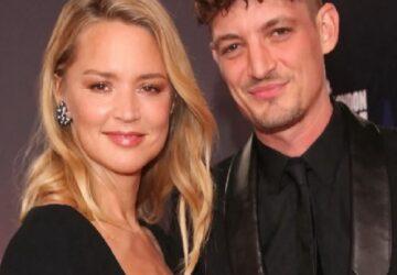 Virginie Efira fait sensation au bras du beau Niels Schneider dans sa robe hollywoodienne