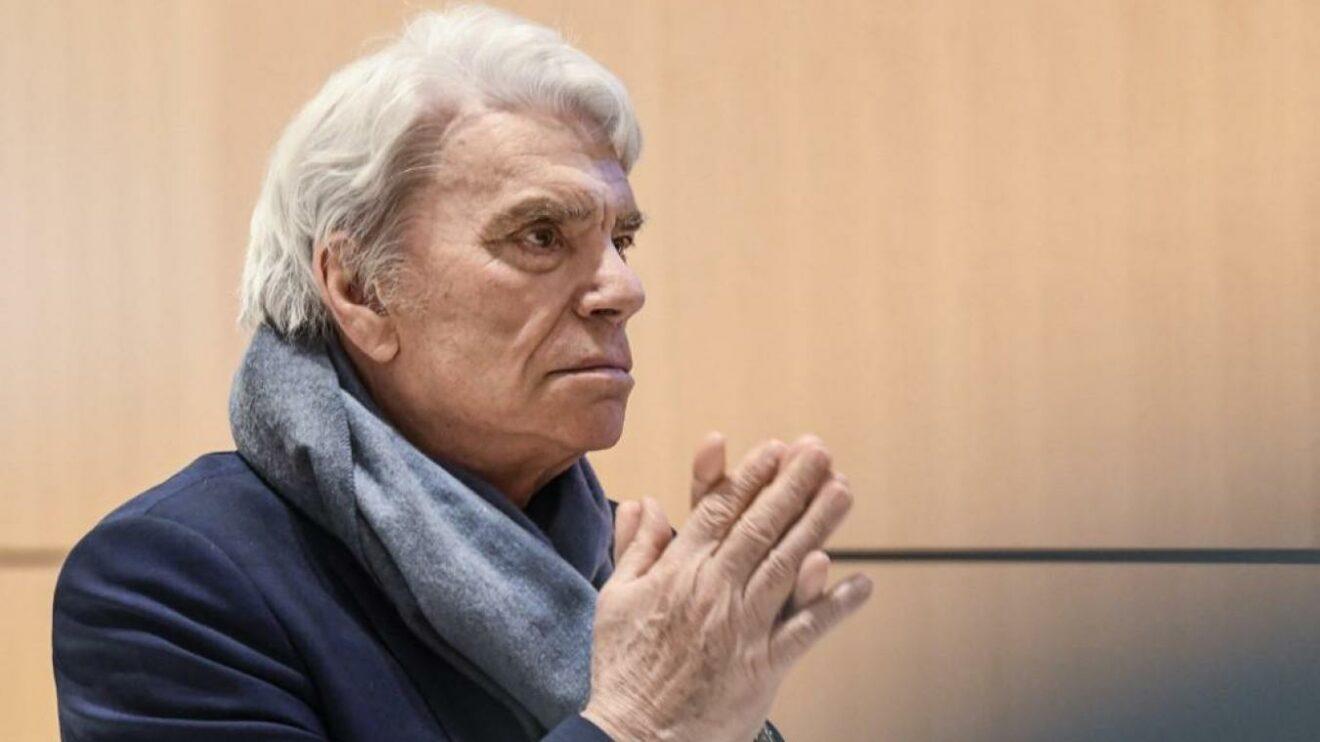 Bernard Tapie : les images de sa tombe bouleversent…
