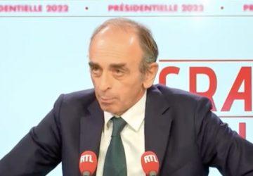 Éric Zemmour permis points