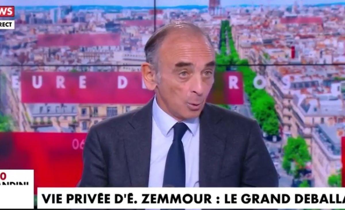 Éric Zemmour : Le polémiste sort du silence sur sa relation intime avec Sarah Knafo (vidéo)