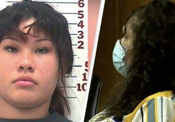 elle fait une fausse couche et finit en prison