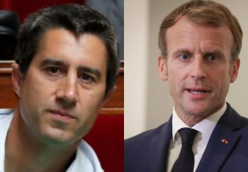 François Ruffin clash Emmanuel Macron