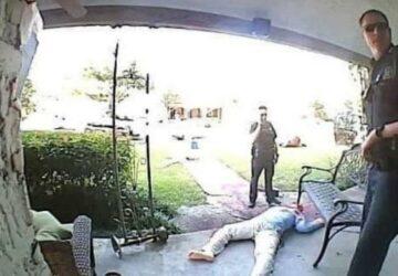 Halloween : il transforme son jardin et reçoit la visite de la police