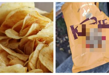 paquet chips